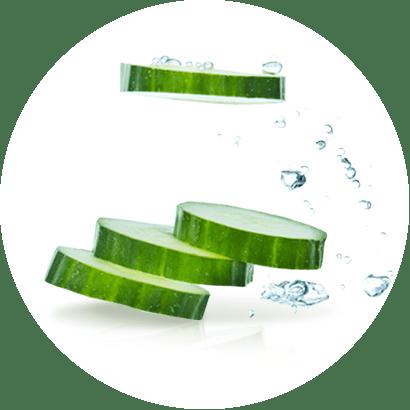 výťažky z uhorky
