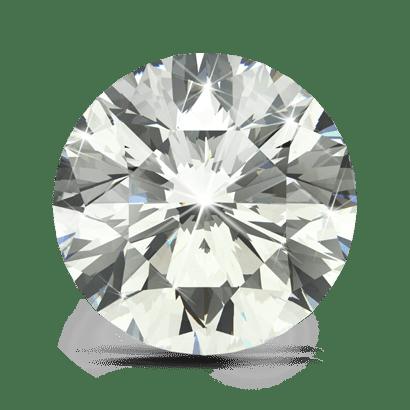 diamantové čiastočky